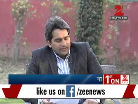 Watch Amit Shah S Exclusive Interview With Sudhir Chaudhary Part Ii Zee News