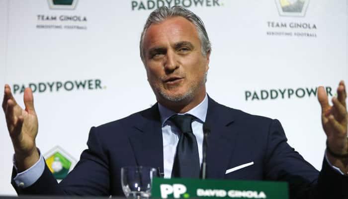 Confusion surrounds David Ginola`s FIFA bid