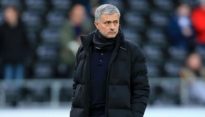Jose Mourinho in combat mode as Manchester City come calling