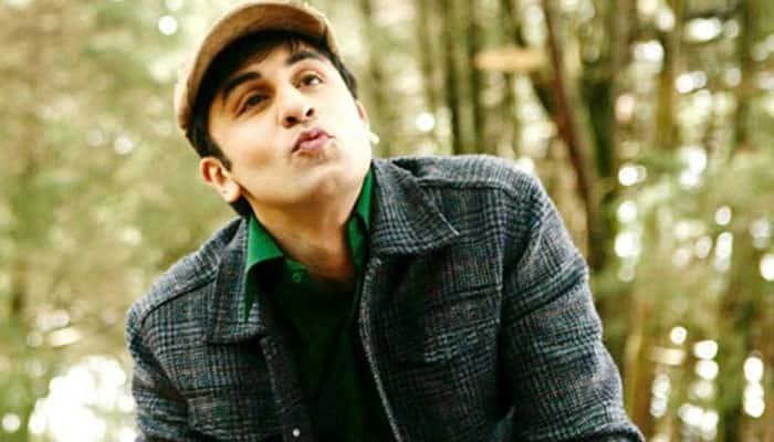 Ranbir Kapoor shoots in NCR?