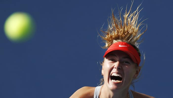 Serena Williams and Maria Sharapova`s `black heart` rivalry