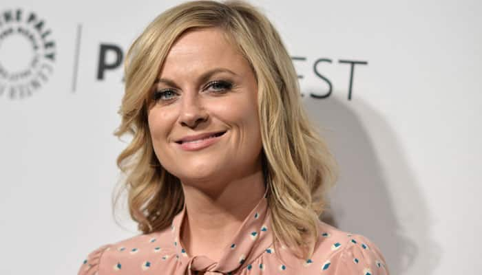 Amy Poehler receives Hasty Pudding Award from Harvard
