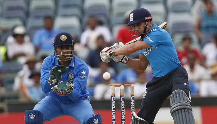 ODI tri-series, 6th match: England vs India - As it happened...