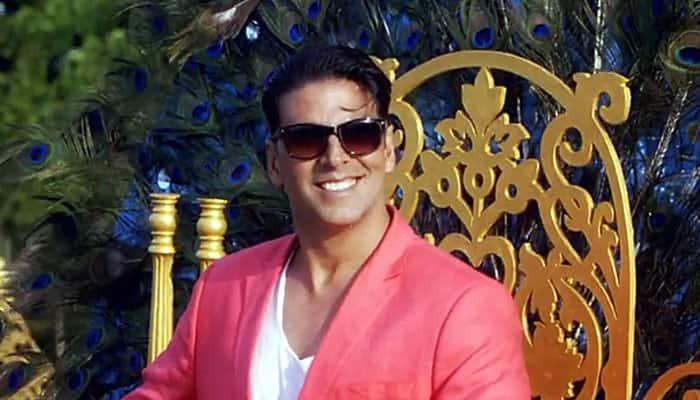 Akshay Kumar admires Indian beauty!