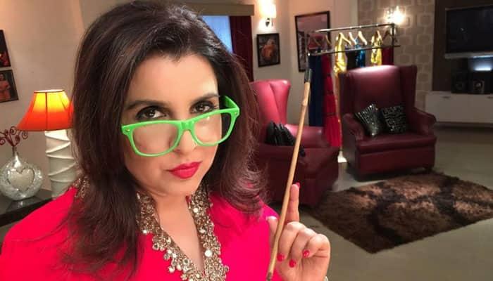 Host Farah Khan ready for 'Bigg Boss' finale!