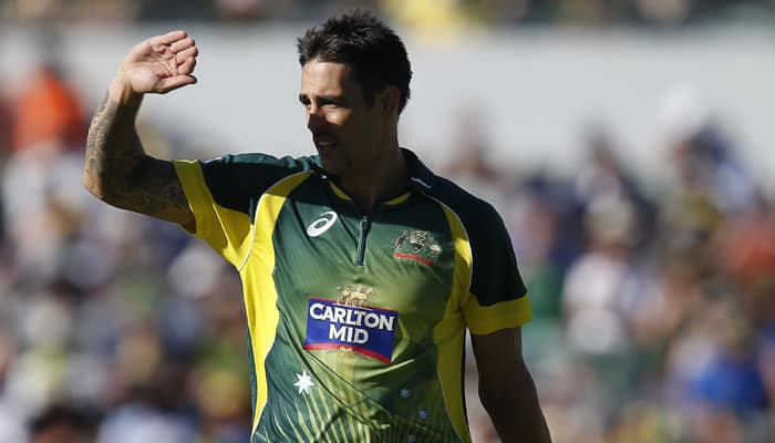 Australia pacer Mitchell Johnson to play tri-series final against England