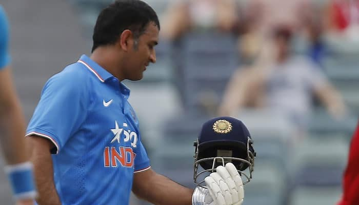 We are in catch-22 situation, says MS Dhoni