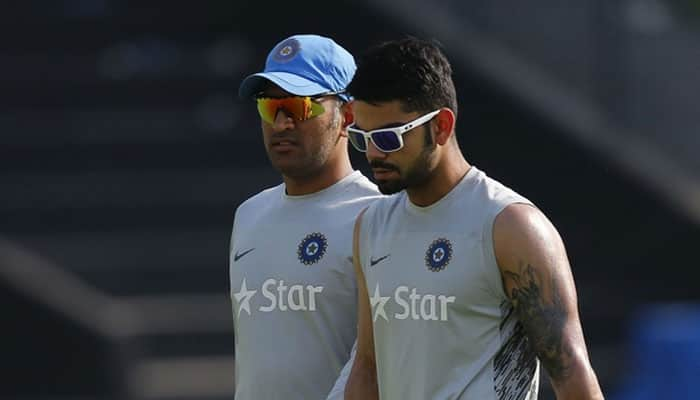 Not all boys were fully fit during tri-series: MS Dhoni