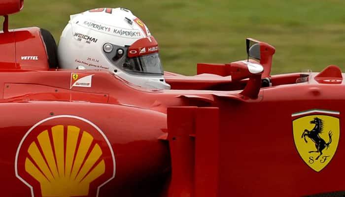 Sebastian Vettel warns against expecting too much of Ferrari