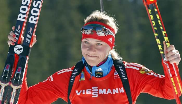 Olympic champion Olga Zaitseva named Russia caretaker biathlon coach