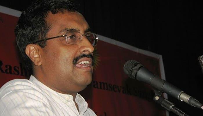 J&K govt formation: Formal talks with PDP yet to begin, says BJP leader Ram Madhav