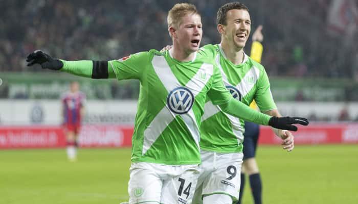 Wolfsburg end Bayern Munich's unbeaten run to revive title race
