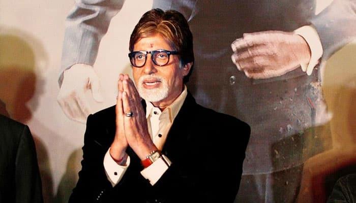 Elephant Sunder: Amitabh Bachchan credits PETA for giant baby's free home