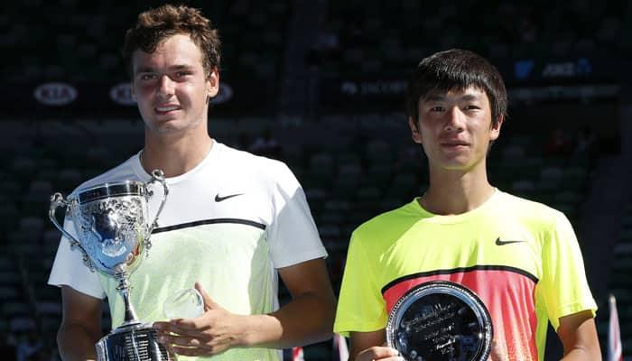 Australian Open: Roman Safiullin, Tereza Mihalikova win 'boys' and 'girls' titles