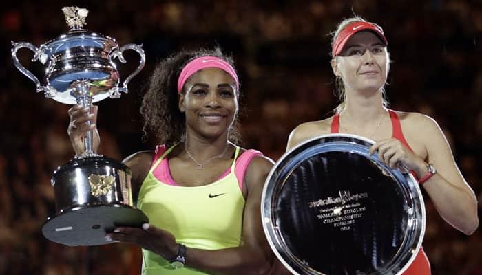Maria Sharapova still haunted by Serena Williams jinx