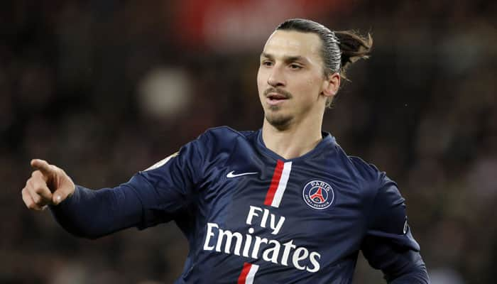 Playing by Zlatan rules, referee comes to Ibrahimovic