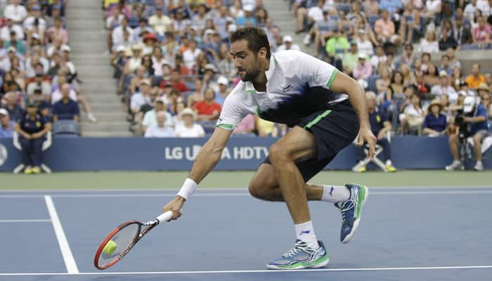 US Open champion Marin Cilic out of Zagreb
