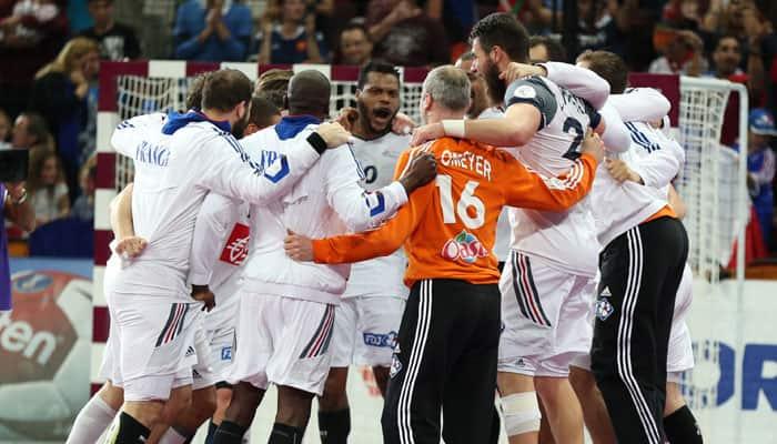 Handball France Win Record Fifth World Title Other Sports News Zee News