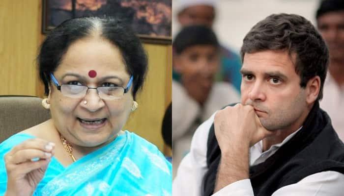 I asked Jayanthi Natarajan to save environment, adivasis: Rahul Gandhi