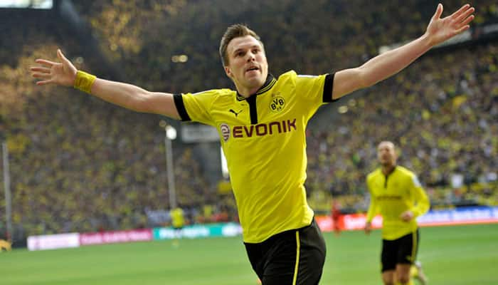Dortmund's Kevin Grosskreutz sidelined with injury