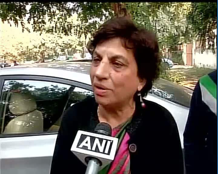 Kiran Walia: Let them claim anything, results will establish,we reside in ppl's hearts -twitter