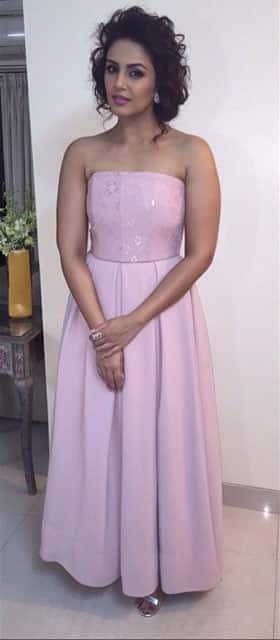 Huma Qureshi :- Femina Beauty award night :-) -instagram