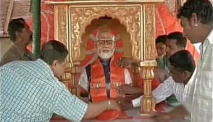 PM Narendra Modi `appalled` by temple built to worship him; inauguration cancelled