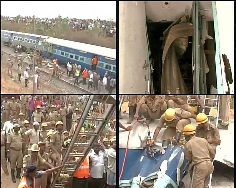 Anakel (Karnataka): Bangalore Ernakulam Intercity express train derailed: Rescue and relief operations underway -twitter