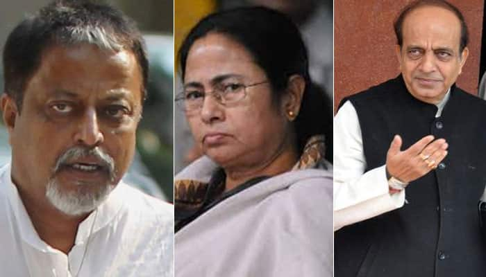 Trinamool Congress rejig: Mamata clips Mukul Roy's wings, appoints Dinesh Trivedi as VP