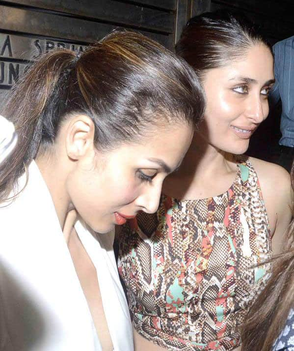 Bollywood celebrities attend Zoya Akhtar's house party