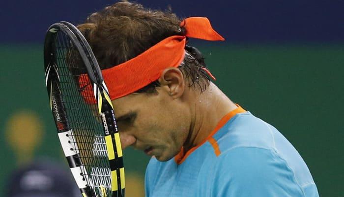 Rafael Nadal Loses In Rio Semis Tennis News Zee News