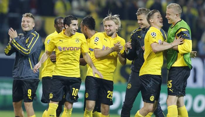 Borussia Dortmund upbeat despite defensive blunders against Juventus