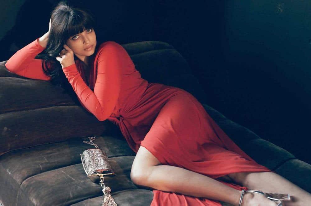 Aishwarya Rai Bachchan's photo-shoot for Vogue -twitter