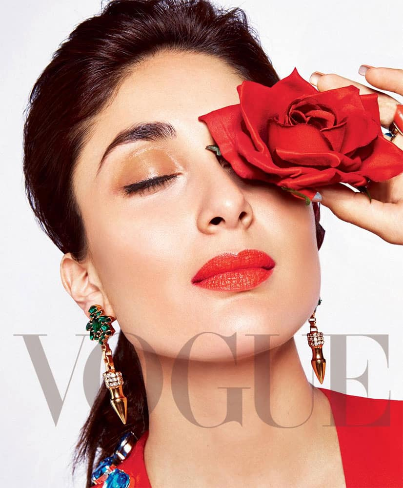 VOGUE India :- Nature's most iconic flower can do wonders for your skin. Tried rose yet? -twitter