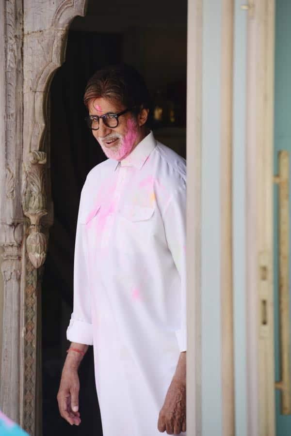 Amitabh Bachchan : T 1791 - HOLI HAI ... !!! - Twitter