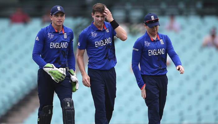 44fcd10d2d3 ICC World Cup 2015: England's Chris Woakes, Moeen Ali out with injury