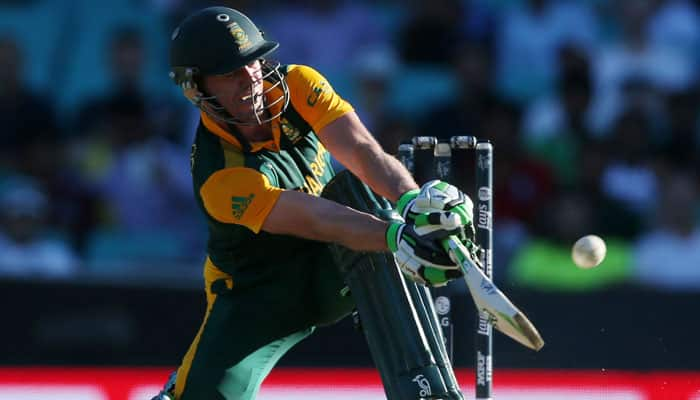 I keep things simple while batting: AB de Villiers ...