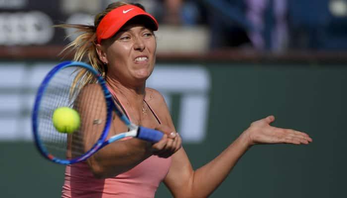 Paribas Open: Maria Sharapova, Flavia Pennetta reach third round