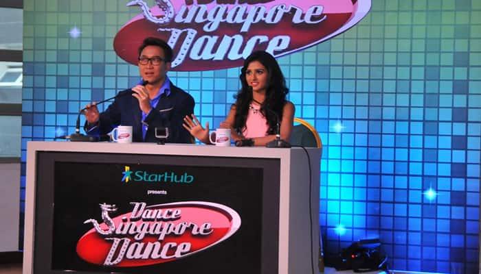 Zee TV APAC begins dance revolution in Singapore