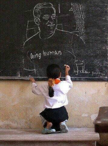 Salman shares an unseen 'Being Human' click Pic Courtesy: Twitter@BeingSalmanKhan