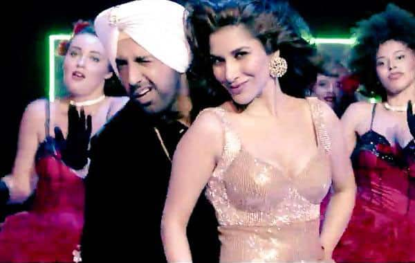 @Sophie_Choudry U shine like a star @igippygrewal U are 1 of the best stylish punjabi singers!A big Bravo to u both   -twitter
