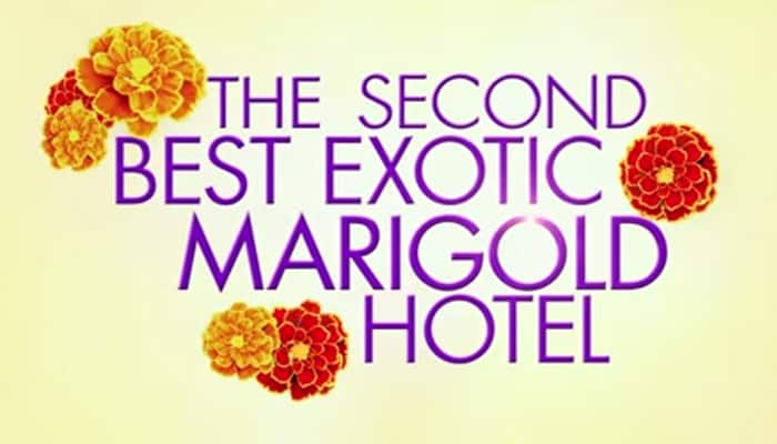 'The Second Best Exotic Marigold Hotel' review: Only second best