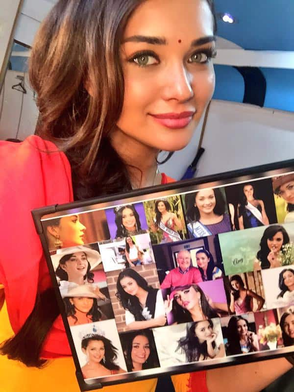 It was my pleasure @Anand_Ram19 .. And thankyou so much for the collage ❤ - Twitter@iamAmyJackson