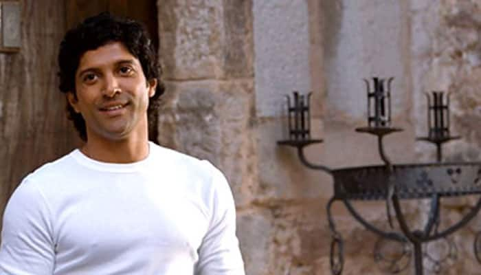 I'm always excited about entertaining people: Farhan Akhtar