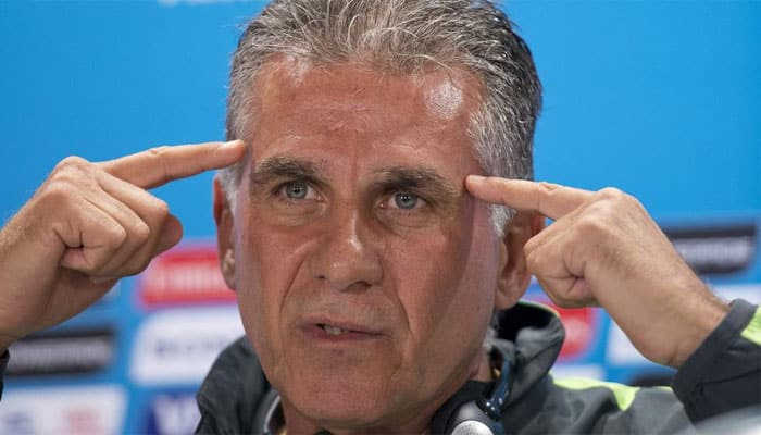 Carlos Queiroz stopped from leaving Iran over tax
