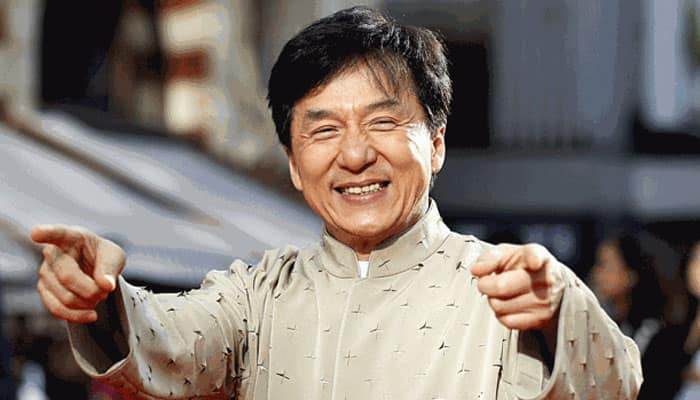 Will return to India to film 'Kungfu Yoga': Jackie Chan