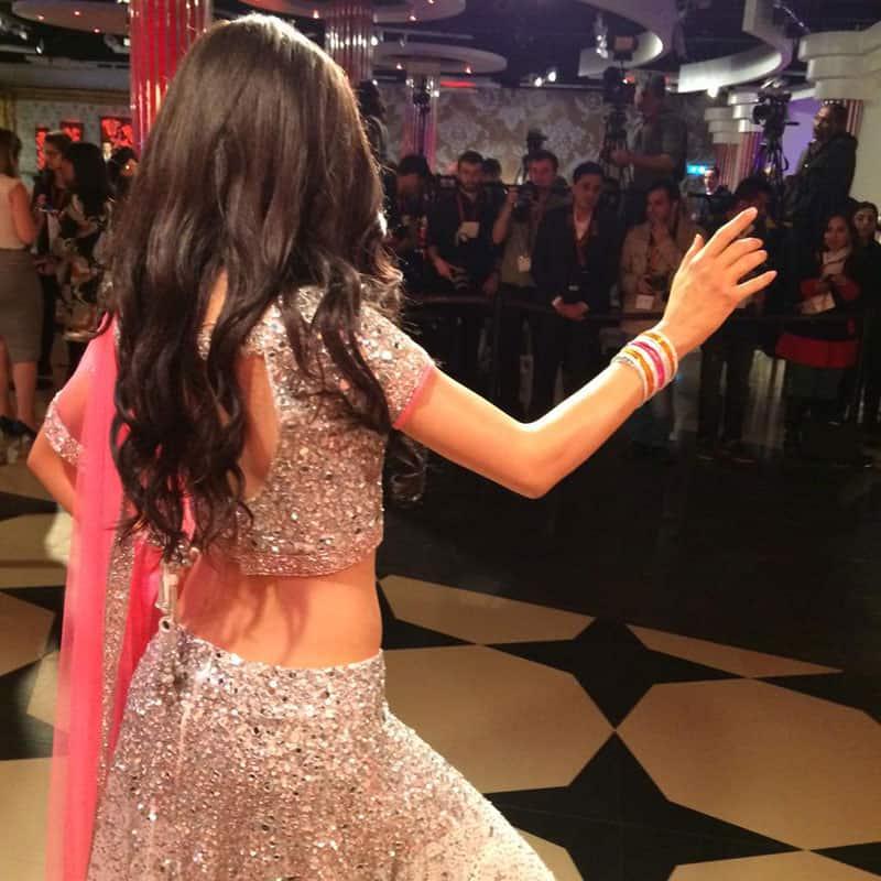 Katrina Kaif's wax statue at Madame Tussauds unveiled! -twitter