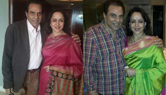 Hema Malini, Dharmendra to become grandparents soon ...