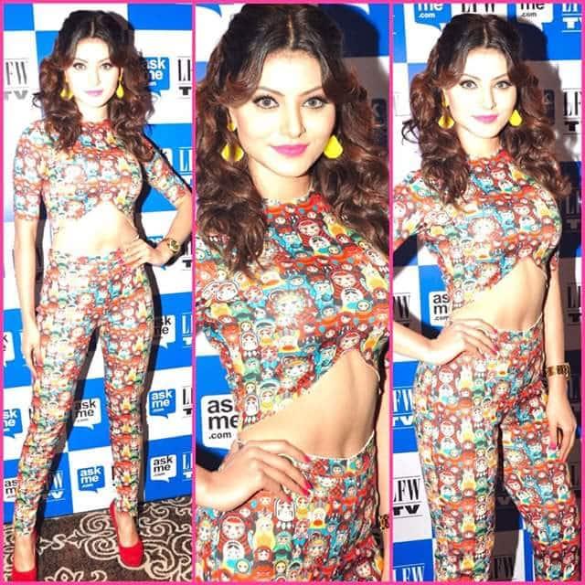 "URVASHI RAUTELA :- ""@happymukherjee3: Beautiful girl of univers @URautelaForever queen of univers "" -twitter"