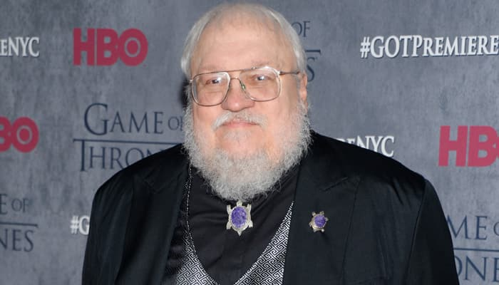 George R.R. Martin developing 'Captain Cosmos'